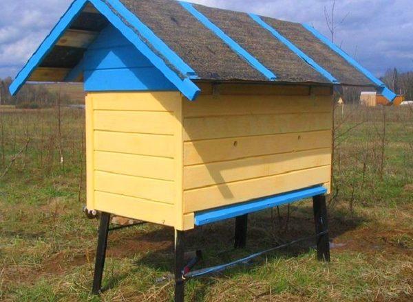 Cómo hacer una colmena para tus propias abejas.