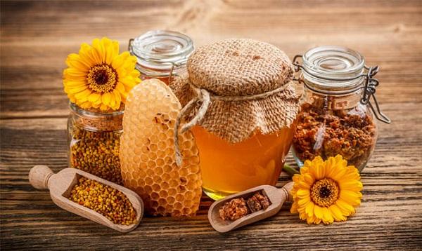 Datos interesantes sobre la miel.
