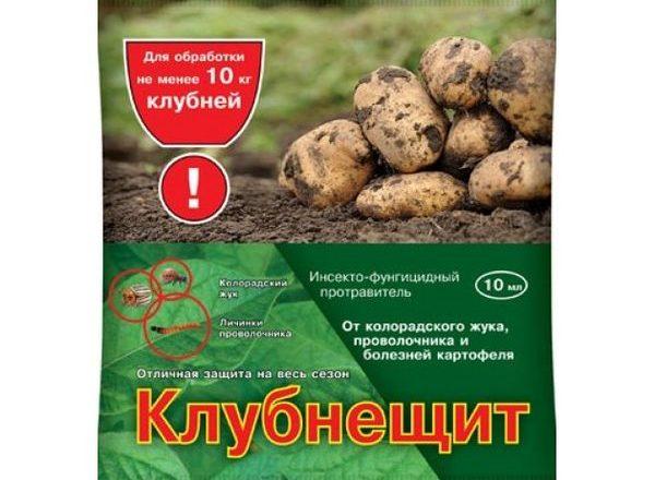Protravitel Tuber para el procesamiento de patatas