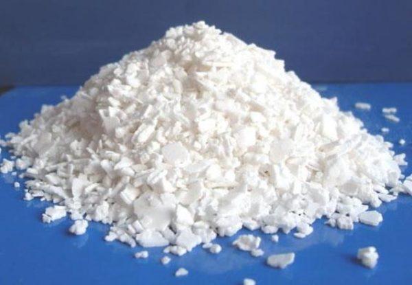 carbonato de potasio